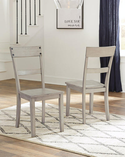 Loratti Dining Room Chair D261-01 By Ashley Furniture from sofafair