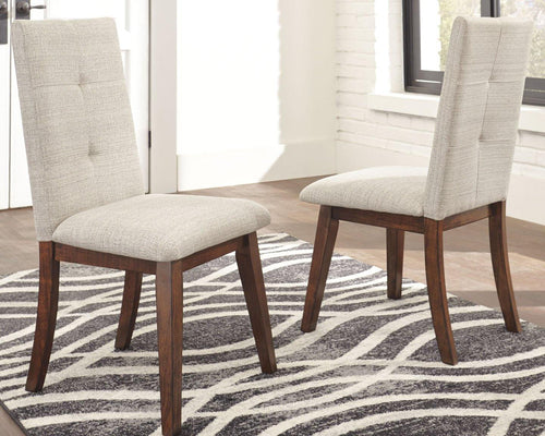 Centiar Dining Room Chair D372-02 By Ashley Furniture from sofafair