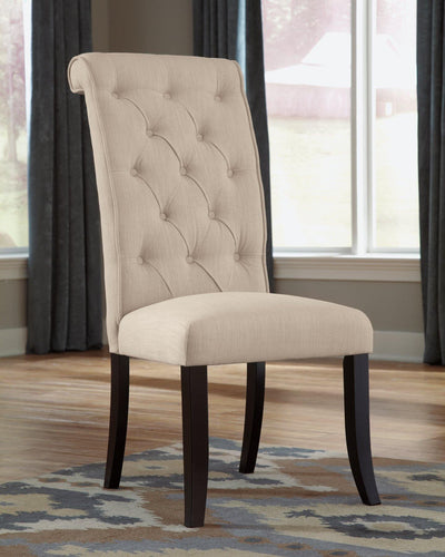Tripton Dining Room Chair D530-01 By Ashley Furniture from sofafair
