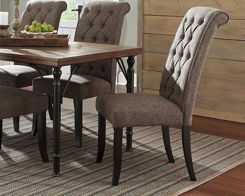Tripton Dining Room Chair D530-02 By Ashley Furniture from sofafair
