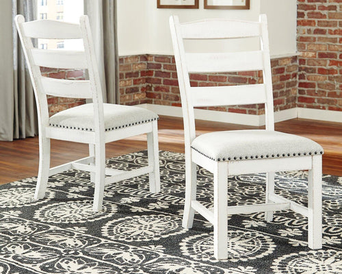 Valebeck Dining Room Chair D546-01 By Ashley Furniture from sofafair