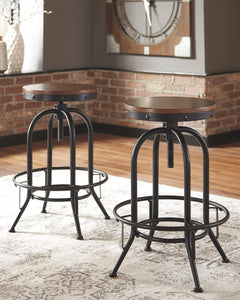 Valebeck Bar Height Bar Stool D546-230 By Ashley Furniture from sofafair