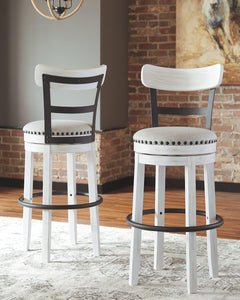 Valebeck Bar Height Bar Stool D546-530