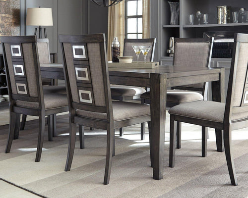 Chadoni Dining Room Extension Table D624-35 By Ashley Furniture from sofafair