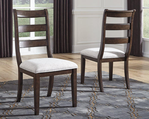 Adinton Dining Room Chair D677-01 By Ashley Furniture from sofafair