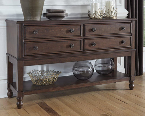 Adinton Dining Room Server D677-60 By Ashley Furniture from sofafair