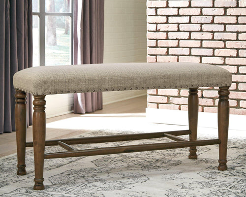 Lettner Dining Room Bench D733-00 By Ashley Furniture from sofafair