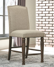 Load image into Gallery viewer, Lettner Counter Height Bar Stool D733-124 By Ashley Furniture from sofafair