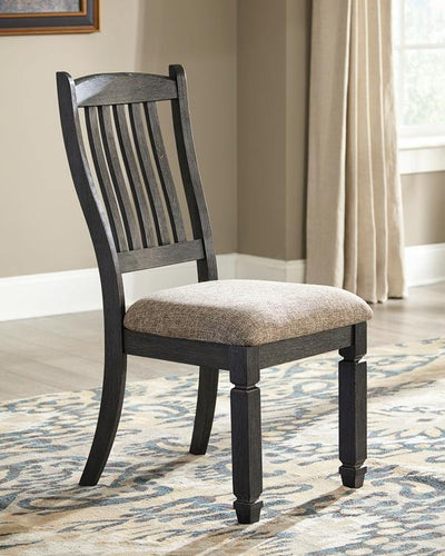Tyler Creek Dining Room Chair D736-01 By Ashley Furniture from sofafair