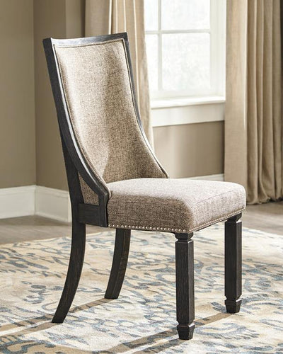 Tyler Creek Dining Room Chair D736-02 By Ashley Furniture from sofafair