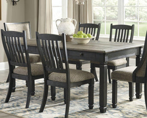 Tyler Creek Dining Room Table D736-25 By Ashley Furniture from sofafair