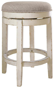 Realyn Counter Height Bar Stool D743-024