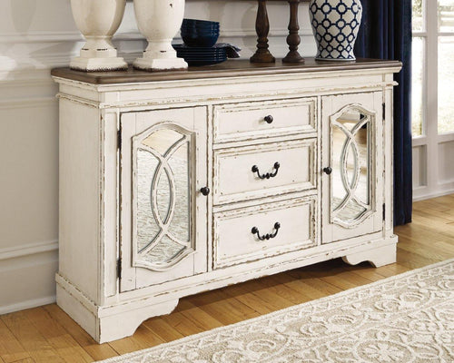 Realyn Dining Room Server D743-60 By Ashley Furniture from sofafair