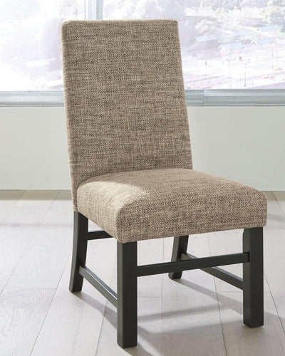 Sommerford Dining Room Chair D775-01 By Ashley Furniture from sofafair