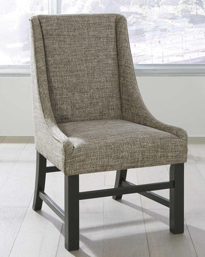 Sommerford Dining Room Chair D775-01A By Ashley Furniture from sofafair