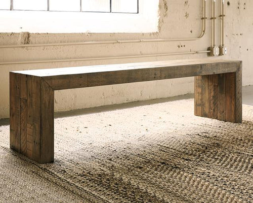 Sommerford 65 Dining Room Bench D775-09 By Ashley Furniture from sofafair