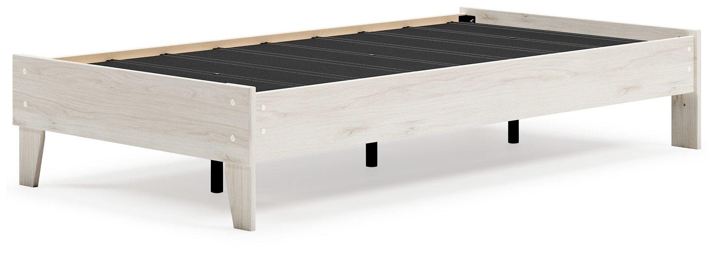 Socalle Twin Platform Bed EB1864-111 Youth Beds By ashley - sofafair.com
