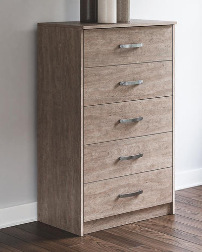 Flannia Chest of Drawers EB2520-145 By Ashley Furniture from sofafair