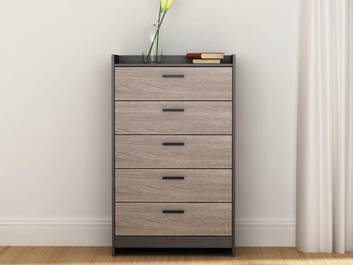 Central Park Chest of Drawers EB208748JS By Ashley Furniture from sofafair