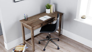 Arlenbry 47 Home Office Desk H275-14 By Ashley Furniture from sofafair