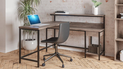 Arlenbry Home Office Desk H275-24 By Ashley Furniture from sofafair