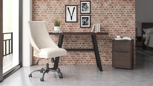 Camiburg 47 Home Office Desk H283-10 By Ashley Furniture from sofafair