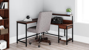 Camiburg Home Office Desk H283-24 By Ashley Furniture from sofafair
