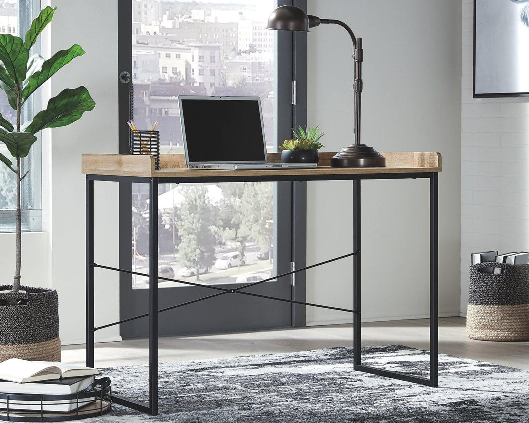 Gerdanet 43 Home Office Desk H320-10 By Ashley Furniture from sofafair