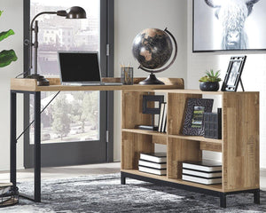 Gerdanet 47 Home Office Desk H320-24 By Ashley Furniture from sofafair