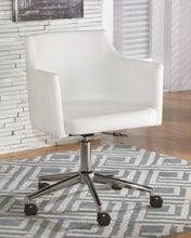 Load image into Gallery viewer, Baraga Home Office Desk Chair H410-01A By Ashley Furniture from sofafair