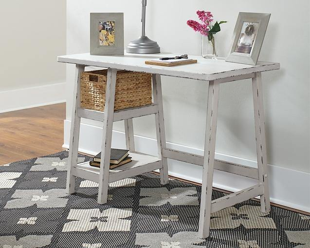 Mirimyn 42 Home Office Desk H505-510 By Ashley Furniture from sofafair