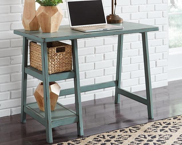 Mirimyn 42 Home Office Desk H505-710 By Ashley Furniture from sofafair