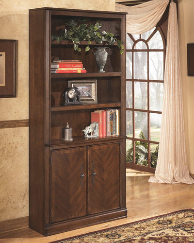 Hamlyn 75 Bookcase H527-18 By Ashley Furniture from sofafair