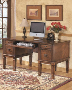 Hamlyn 60 Home Office Desk H527-26 By Ashley Furniture from sofafair