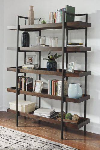 Starmore 76 Bookcase H633-70 By Ashley Furniture from sofafair