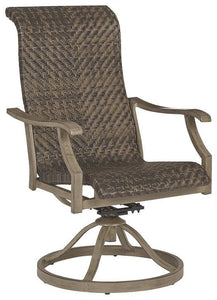 Windon Barn Swivel Chair Set of 2 P318-602A