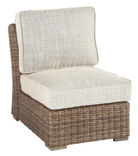 Load image into Gallery viewer, Beachcroft Armless Chair with Cushion P791-846 Seating
