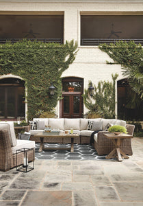 Beachcroft 5Piece Outdoor Seating Set P791P8