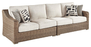 Beachcroft LeftArm Facing Loveseat/RightArm Facing Loveseat P791-854 Seating By Ashley Furniture from sofafair