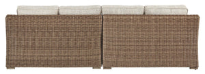 Beachcroft LeftArm Facing Loveseat/RightArm Facing Loveseat P791-854 Seating