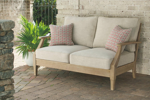 Clare View Loveseat with Cushion P801-835 Seating By Ashley Furniture from sofafair