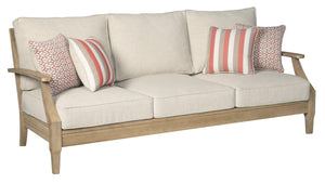 Clare View Sofa with Cushion P801-838 Seating