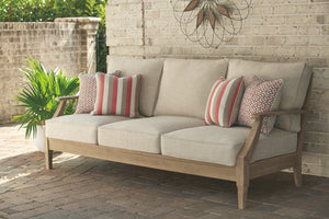 Clare View Sofa with Cushion P801-838 Seating By Ashley Furniture from sofafair