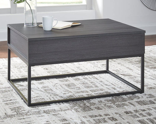 Yarlow LiftTop Coffee Table T215-9 By Ashley Furniture from sofafair