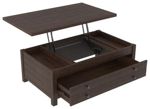 Camiburg Coffee Table with Lift Top T283-9