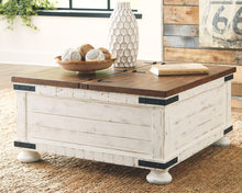 Load image into Gallery viewer, Wystfield Coffee Table T459-20 Storage By Ashley Furniture from sofafair
