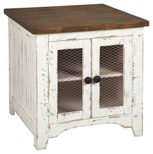 Wystfield End Table T459-3