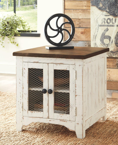 Wystfield End Table T459-3 By Ashley Furniture from sofafair
