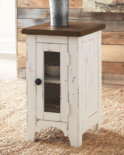 Wystfield Chairside End Table T459-7 By Ashley Furniture from sofafair