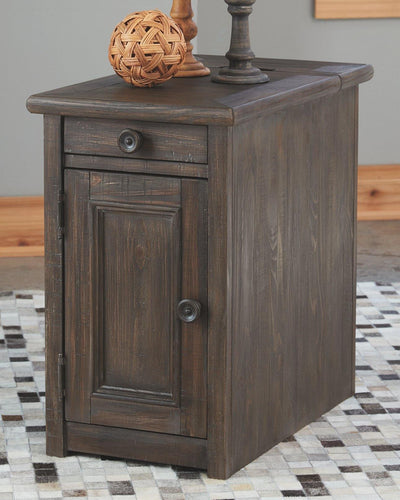 Wyndahl Chairside End Table T648-7 By Ashley Furniture from sofafair